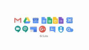 Google anuncia variaciones en los precios de G Suite