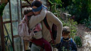 Bird Box Challenge: así es el peligroso reto viral inspirado en la película de Netflix