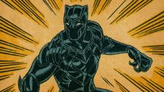 Revelado el primer (y no utilizado) aspecto de Black Panther… 53 años después de su debut