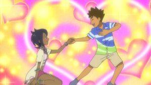 Brock podría haber encontrado novia en el último episodio del anime de Pokémon