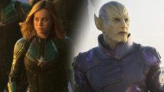 Capitana Marvel podría ser el prológo para la próxima gran saga Marvel: la Invasión Secreta
