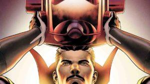 El Doctor Extraño podría convertirse en el sucesor de Galactus