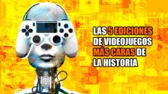 Las 5 ediciones especiales de videojuegos más caras de la historia