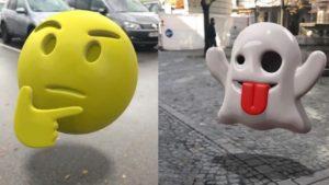CuteMoji en 3D, una patente de Huawei para competir con los Animojis
