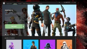 Los creadores de Fortnite quieren competir contra Apple, Android y Steam