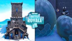 El Palacio de Hielo de Fortnite esconde un enorme secreto que nadie ha visto… hasta ahora