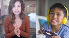 Una youtuber contrata a un entrenador de 12 años para mejorar en Fortnite