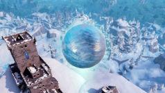 Nuevo misterio en Fortnite: Battle Royale: ¿qué es esa esfera que se encuentra en el cielo?