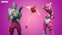 Fortnite Battle Royale prepara una sorpresa oscura para San Valentín