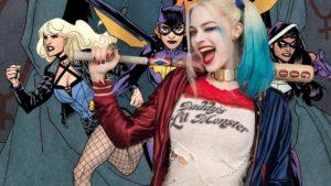 """Harley Quinn: revelado su aspecto en """"Birds of Prey"""", su película propia"""