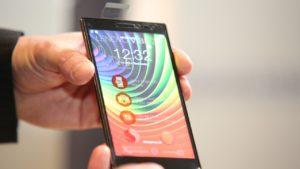Lenovo estrena nuevos teléfonos móvil