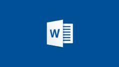 Cómo insertar anotaciones o comentarios en Word