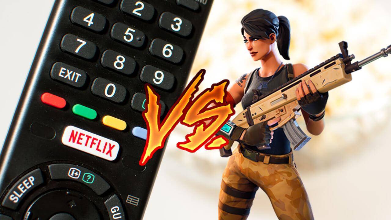 Netflix cree que Fortnite es una gran amenaza