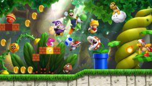 Este fan logra pasarse Mario Bros. sin moverse a la derecha ni una sola vez