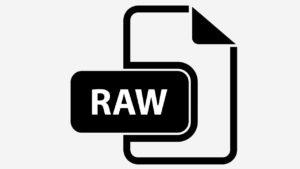 Imágenes en formato RAW: todo lo que debes saber