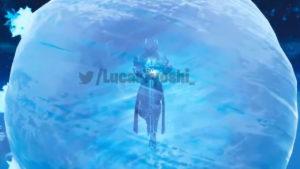 Fortnite Battle Royale: Este vídeo filtra al misterioso Rey del Hielo