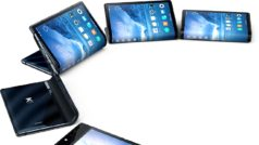 Llega Flexpai, el primer smartphone totalmente flexible