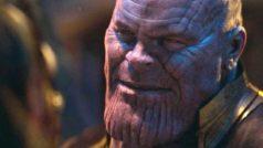 Marvel revela el diseño original de Thanos: el Titán Loco filósofo