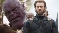 Los Vengadores Infinity War: Una teoría explica por qué Thanos no mató a Capitán América