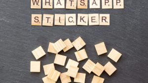 Aprende a crear tus propios stickers para WhatsApp