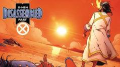Marvel elimina a los X-Men en los cómics. Otra vez