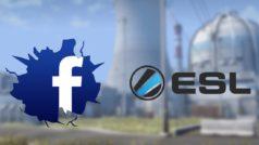 Facebook apuesta por los eSports y renueva su contrato con ESL