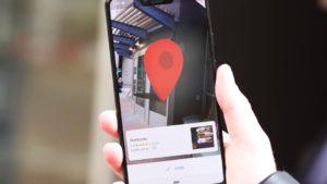 La llegada de la realidad aumentada avanza en Google Maps