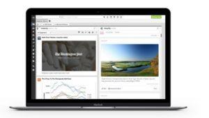 Hootsuite integra el sistema de curación de contenidos basado en IA de Vestorly