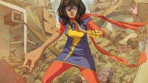 Marvel: Brie Larson quiere a Kamala Khan en la Capitana Marvel 2