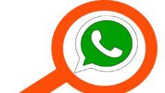 WhatsApp incorporará una opción de búsqueda avanzada