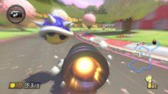 Un caparazón azul le arruina el récord mundial de Mario Kart 8