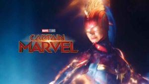 Este es el aspecto de la Capitana Marvel en Los Vengadores: Endgame