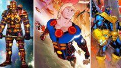 Rumor: Marvel empezará a rodar Los Eternos en agosto