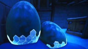 Fortnite: Battle Royale: ¿Quién ha robado los huevos de dragón?