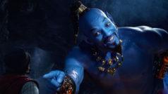 """Aladdin: este artista """"arregla"""" el aspecto del genio para contentar a los fans"""