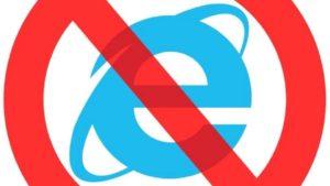 Microsoft reniega de Internet Explorer y recomienda no usarlo