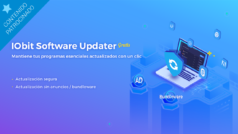 IObit Software Updater: Actualiza todos tus programas con solo un clic