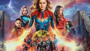 Un nuevo cómic sirve de enlace entre Capitana Marvel y Los Vengadores: Endgame
