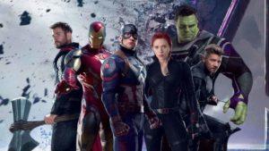 """Nuevo merchandising de Los Vengadores: Endgame revela los trajes """"cuánticos"""" de Iron Man y Capi"""