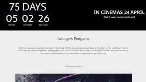 Marvel revela la primera sinopsis oficial de Los Vengadores: Endgame