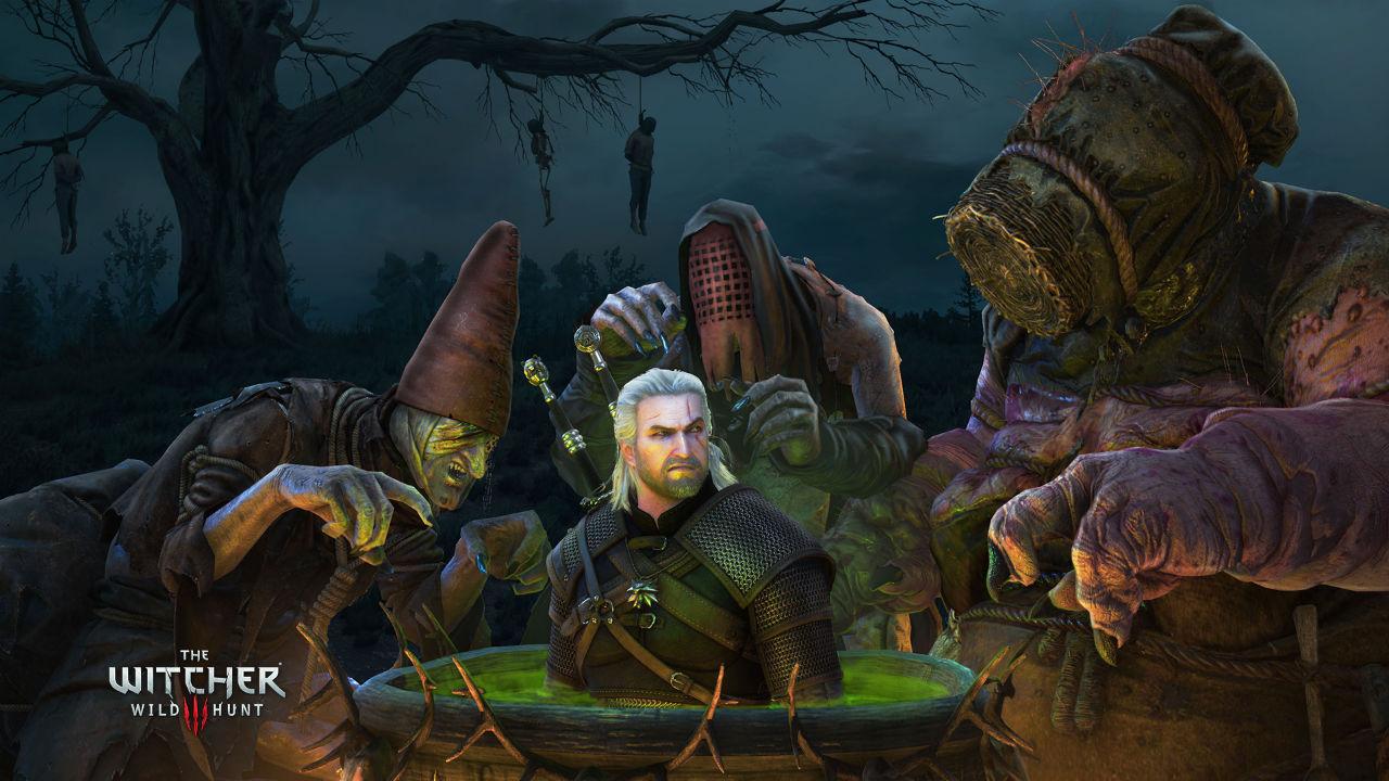 Los mejores mods para The Witcher 3