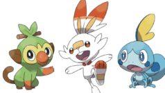 Pokémon Espada y Pokémon Escudo: ¿Cuál es el Pokémon Inicial favorito de los fans?
