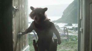 El nuevo tráiler de Los Vengadores: Endgame revela el nuevo traje de Rocket Raccoon
