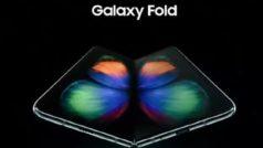Vídeo: Samsung desvela su primer teléfono plegable Galaxy Fold