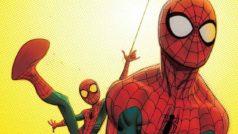 Cómics Marvel: Un nuevo Spider-Man llegará este verano