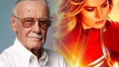 La película Capitana Marvel dará comienzo con un homenaje a Stan Lee