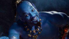 Así sería Thanos de Los Vengadores como Genio de la Lámpara de Aladdin