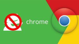 Chrome no quiere que los lugares web nos espíen