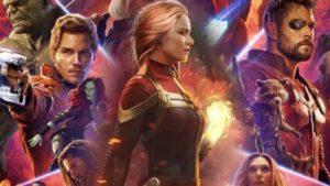 Los Vengadores Endgame: Merchandising filtrado al fin muestra a Capitana Marvel con el resto de Vengadores