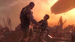 Los Vengadores Endgame: Thanos destruye a los Vengadores en estos pósters creados por un fan